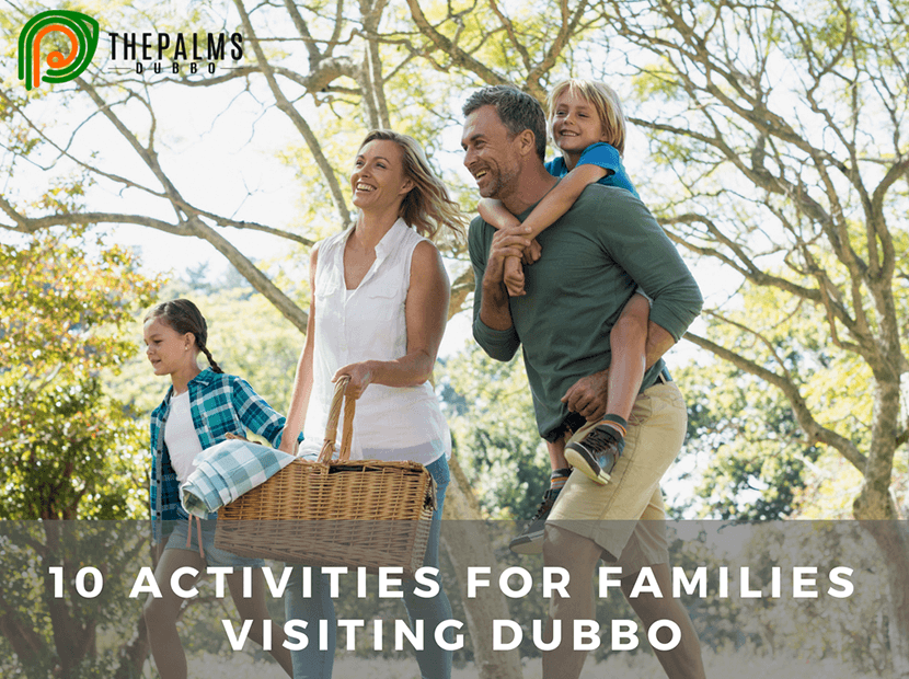 10 Activities for Families Visiting Dubbo