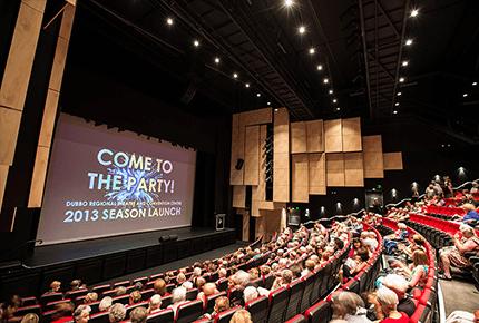 Dubbo Accommodation When Visiting Dubbo Regional Theatre and Convention Centre - Dubbo Regional Theatre and Convention Centre