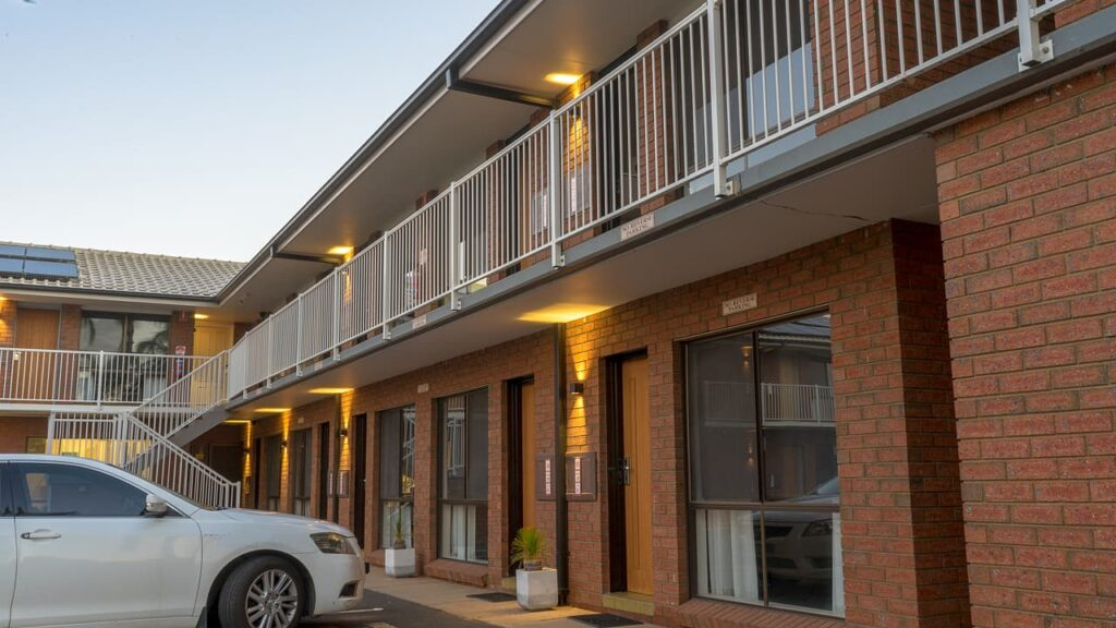 Dubbo Motel Accommodation - The Palms Motel Dubbo