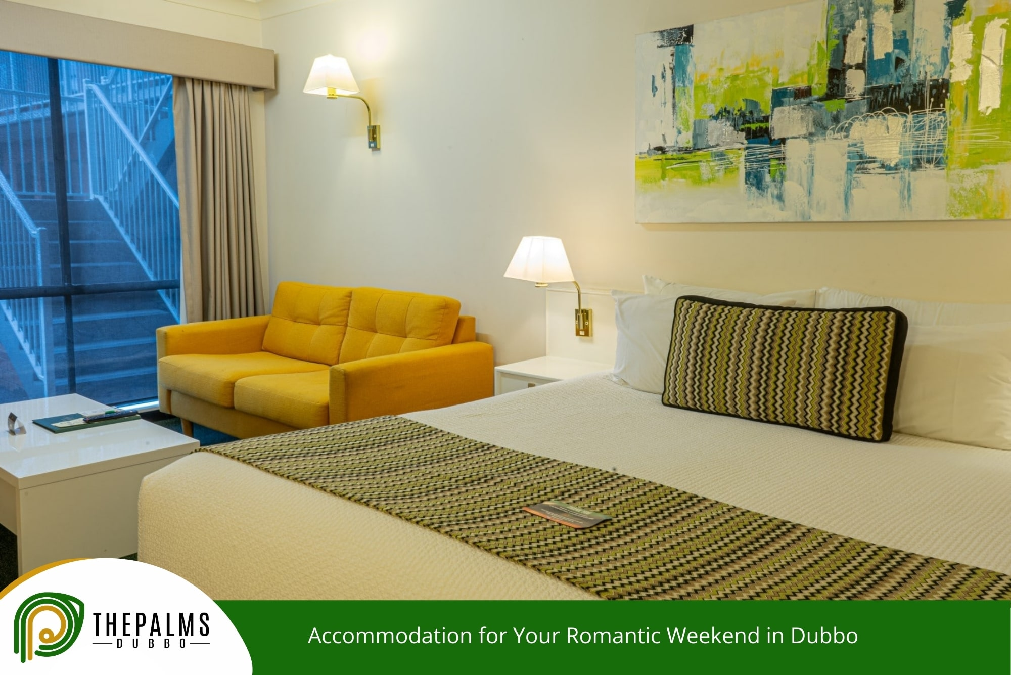 Accommodation for Your Romantic Weekend in Dubbo