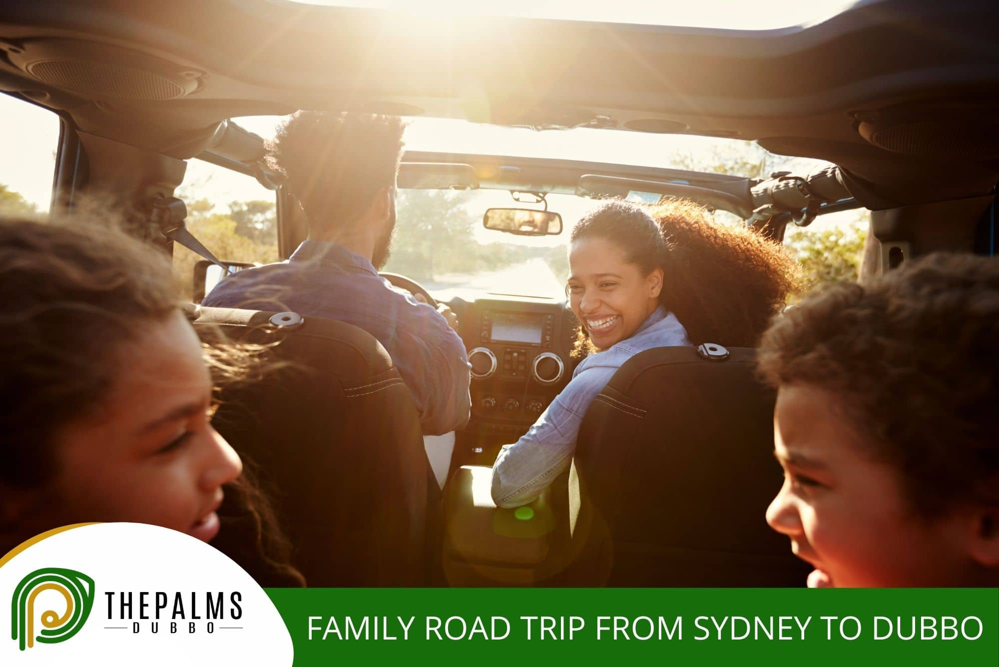 Family Road Trip from Sydney to Dubbo