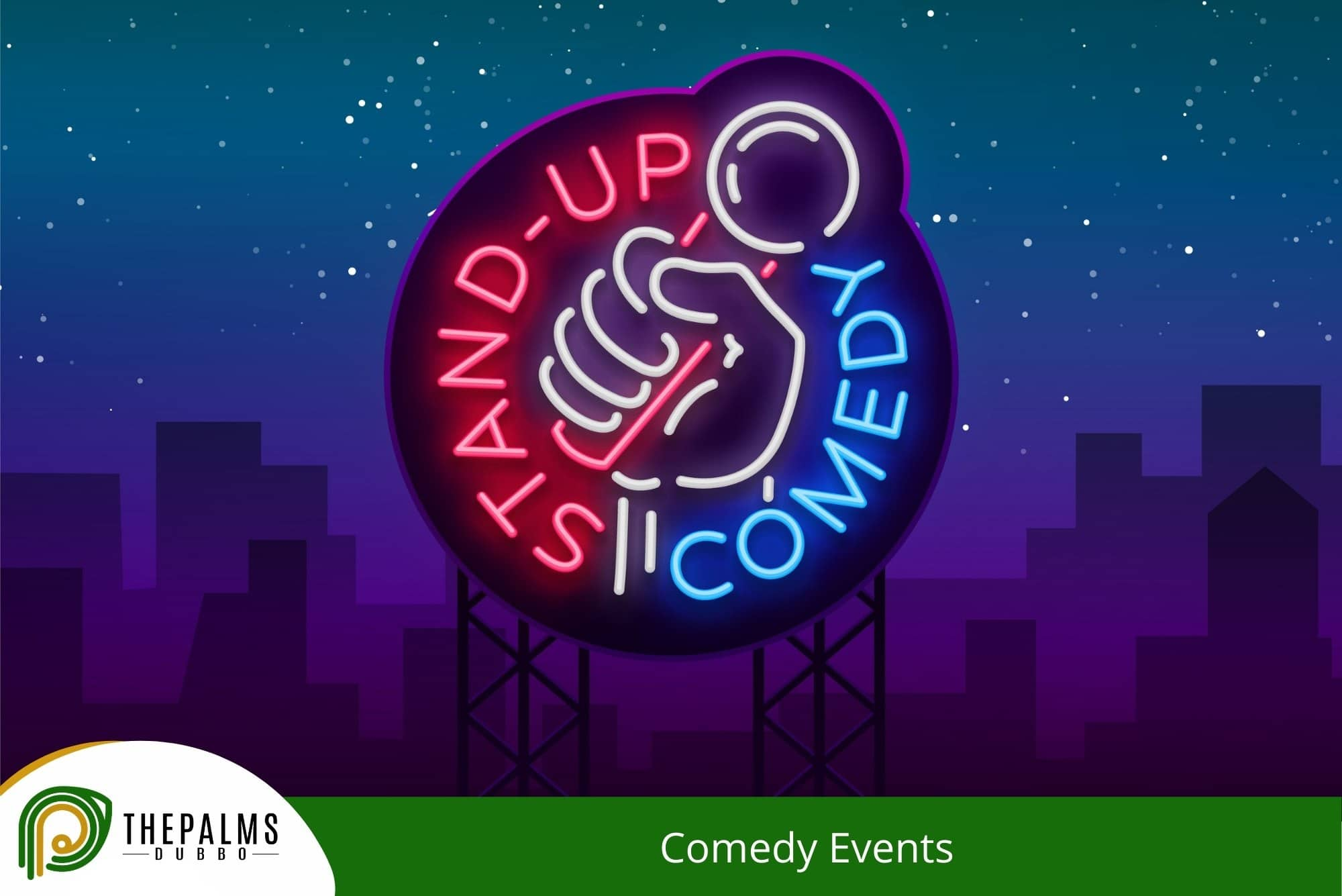 Comedy Events