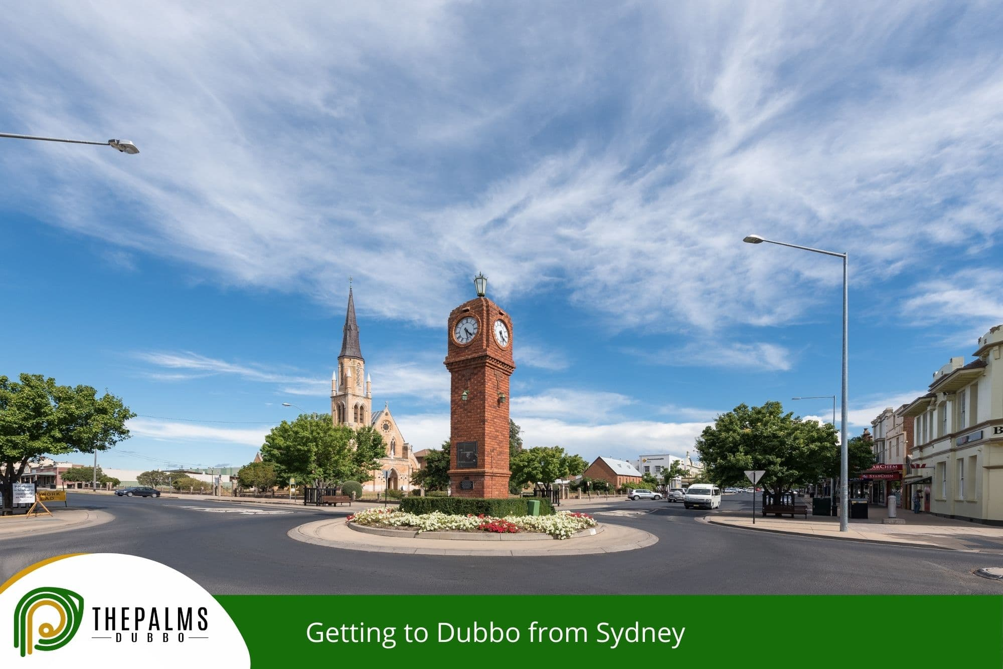 Getting to Dubbo from Sydney