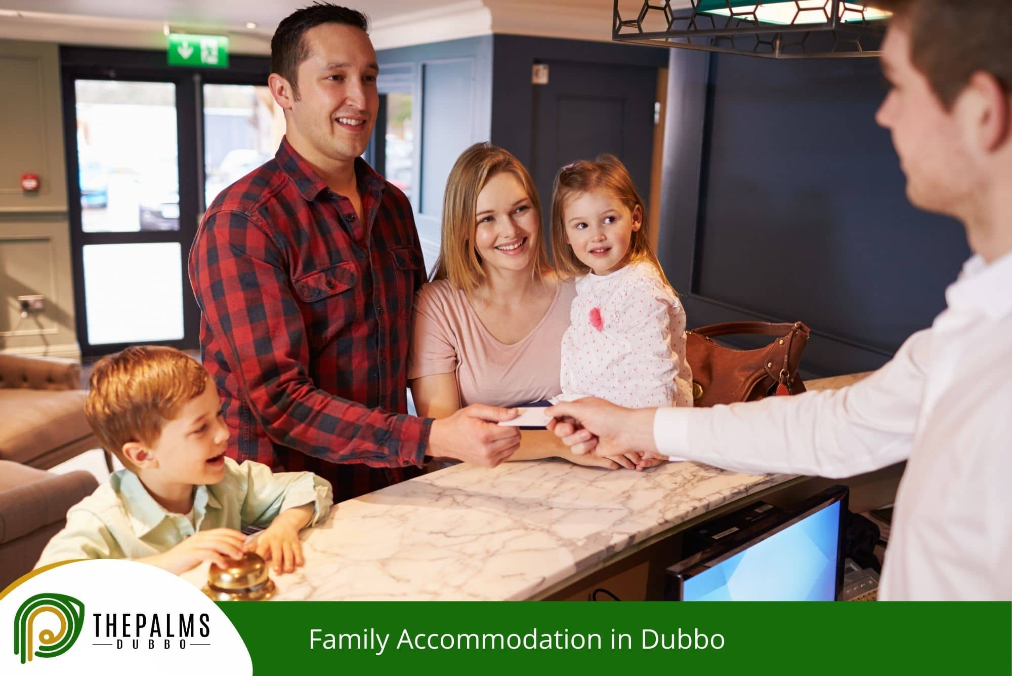 Family Accommodation in Dubbo