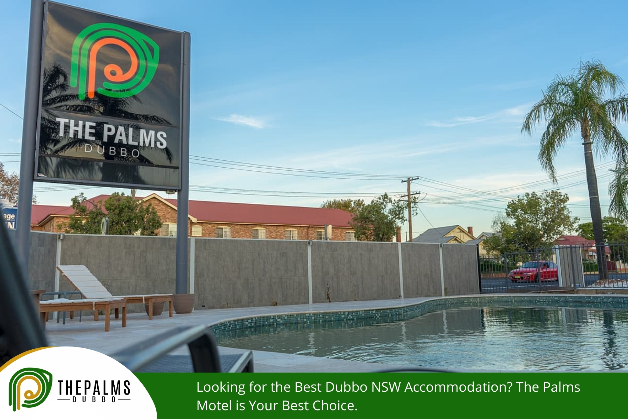 Looking for the Best Dubbo NSW Accommodation The Palms Motel is Your Best Choice.