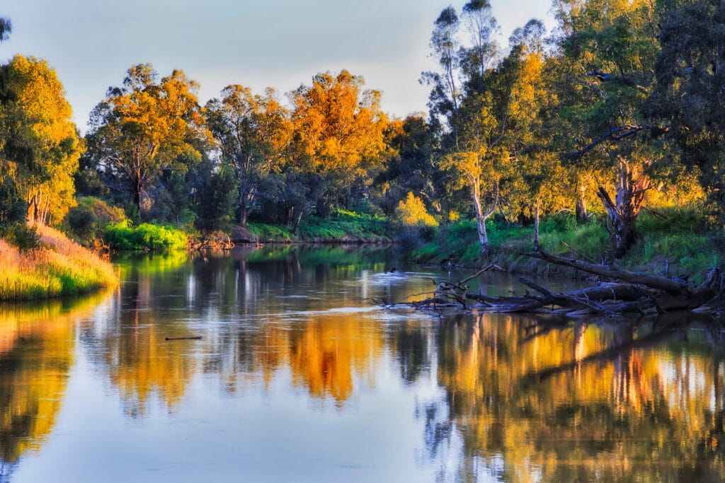 Macquarie River Dubbo