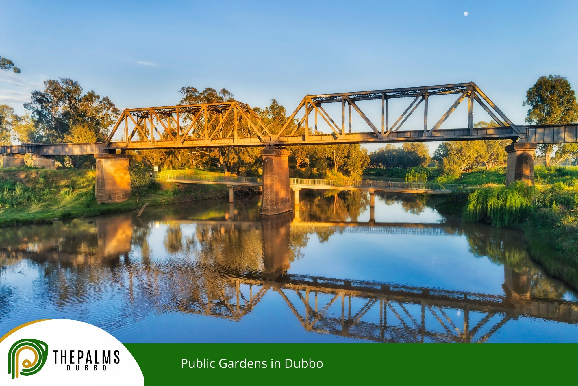 Public Gardens in Dubbo