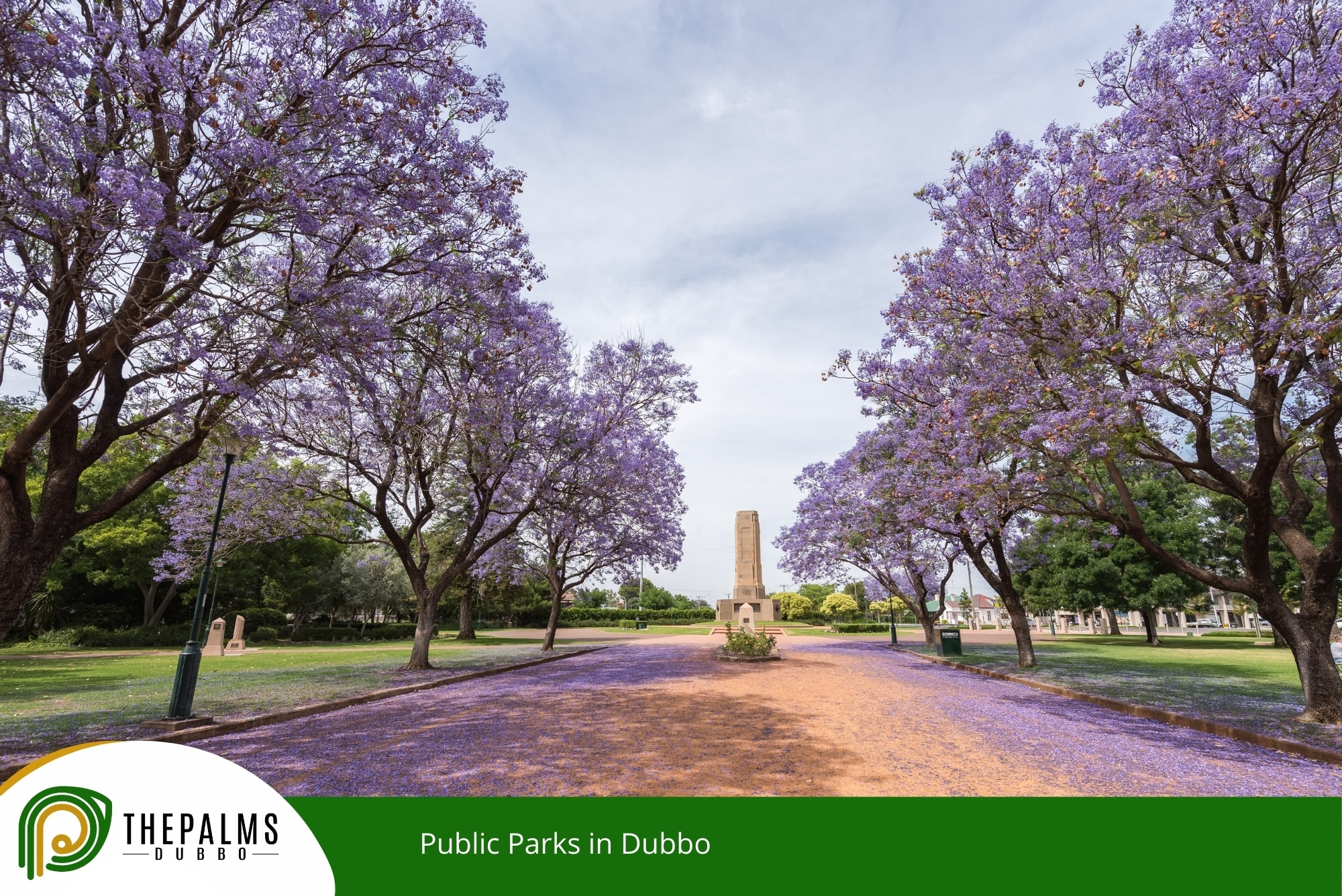 Public Parks in Dubbo
