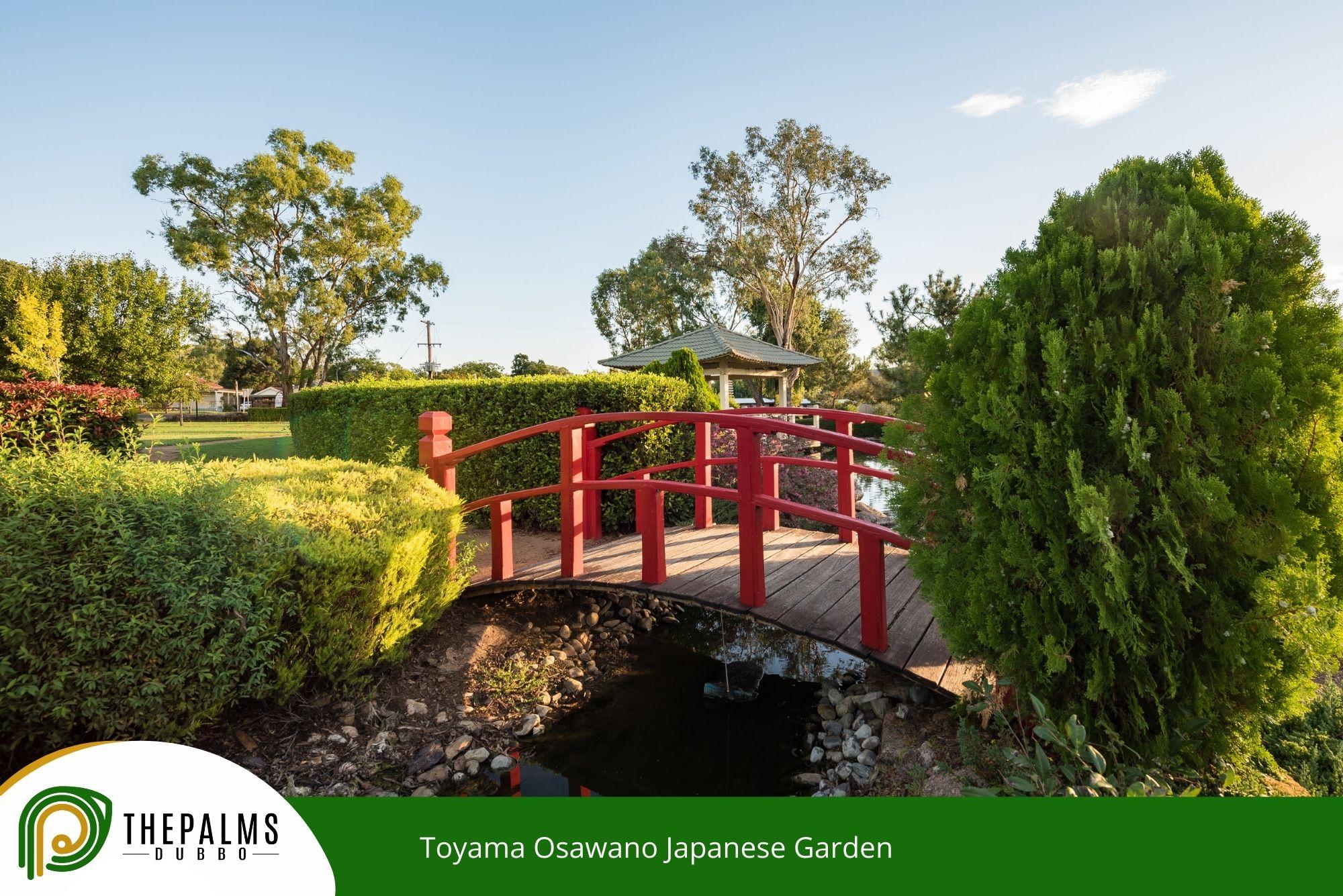 Toyama Osawano Japanese Garden