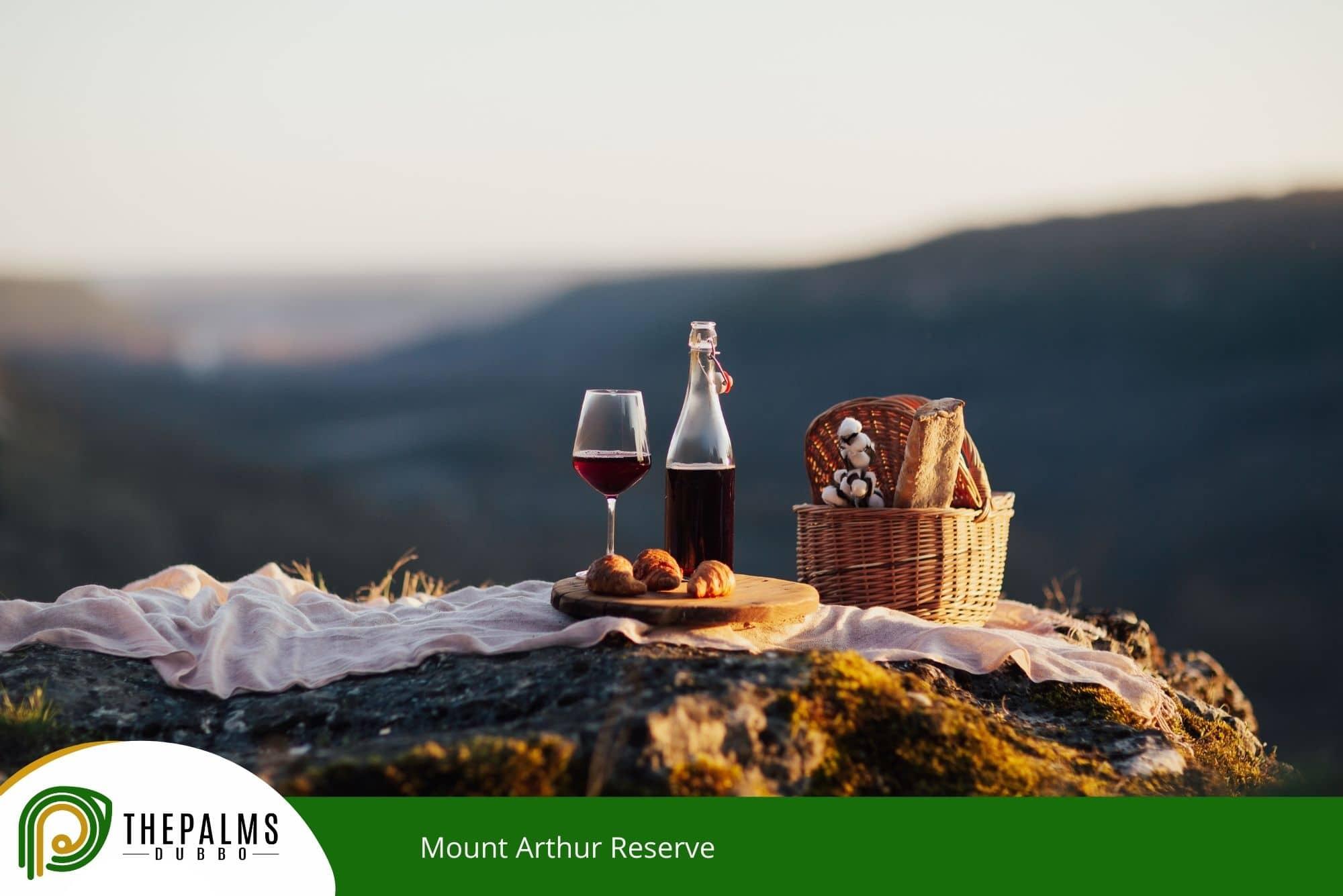 Mount Arthur Reserve