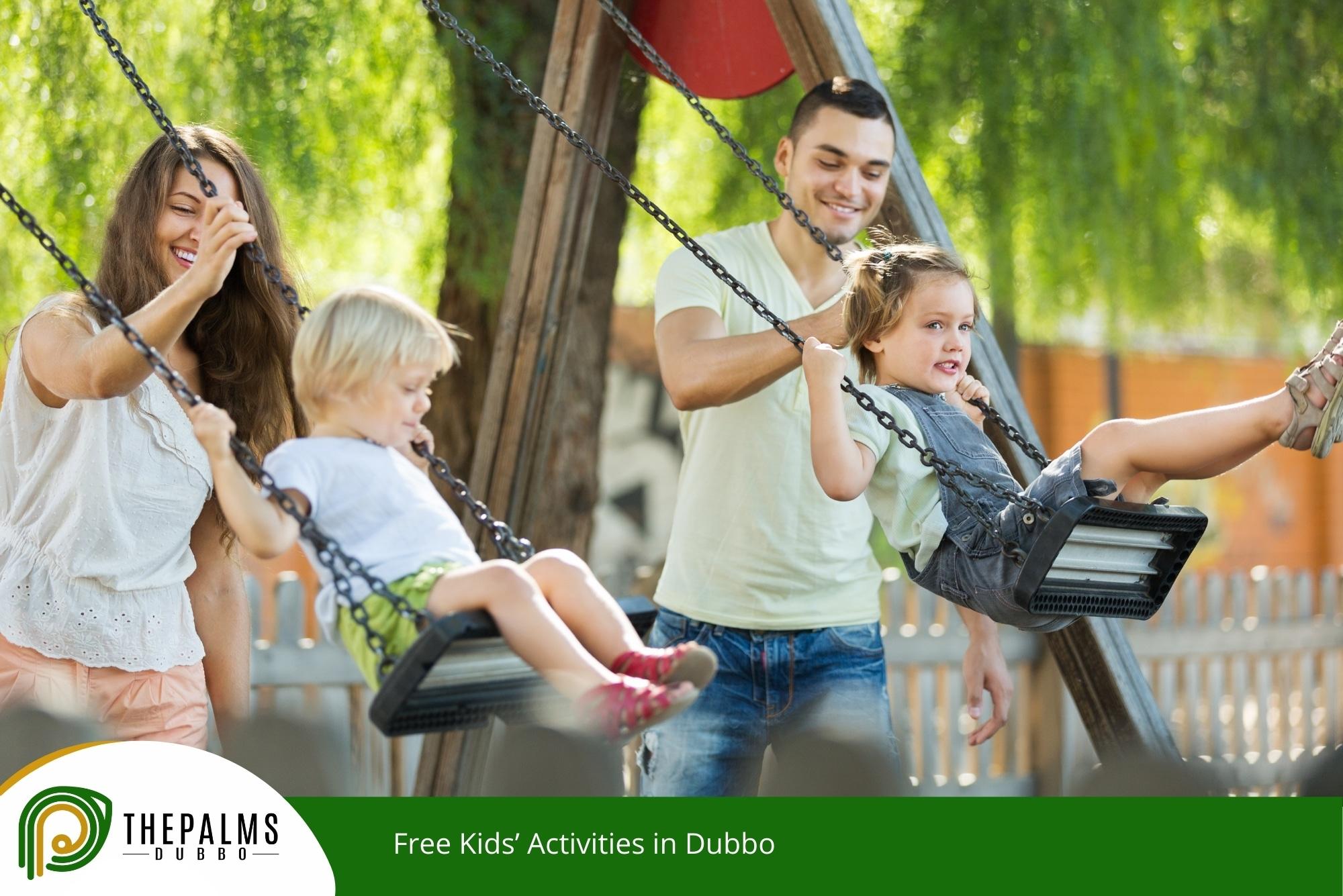 Free Kids' Activities in Dubbo