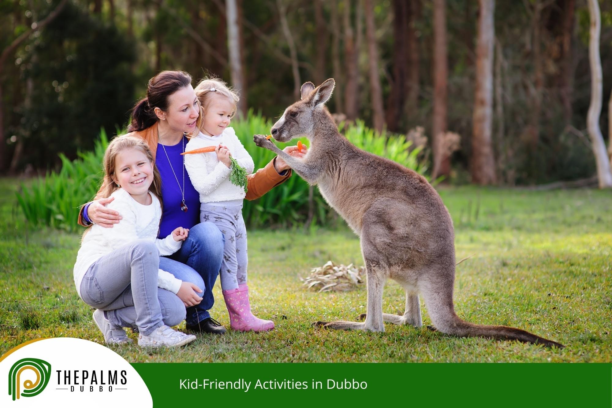Kid-Friendly Activities in Dubbo