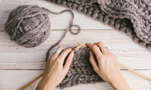 Dubbo Arts and Crafts Society - Knitting