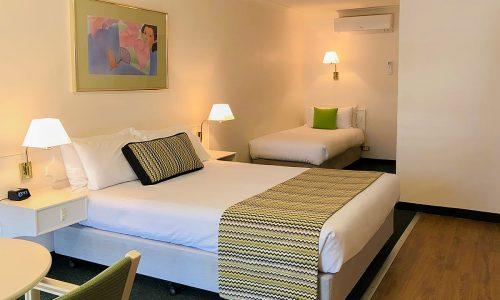 standard queen twin beds